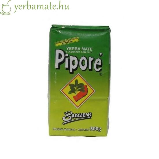 Yerba Mate Tea, Piporé Suave 250g
