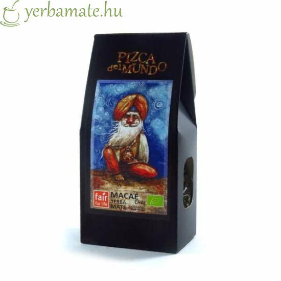 Yerba Mate Tea, Pizca del Mundo Macaé chai 100g