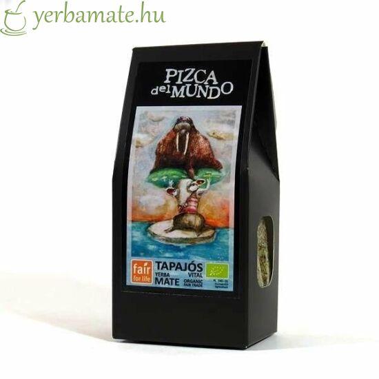 Yerba Mate Tea, Pizca del Mundo Tapajós Vital 100g