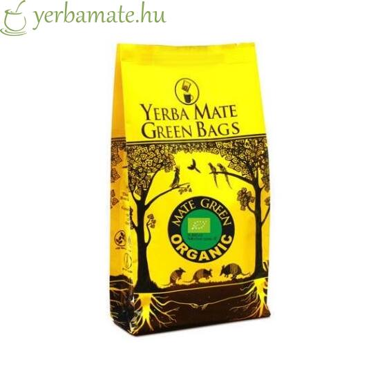 Mate Green ORGANIC Cocido - filteres mate tea 25 x 3g (75g)