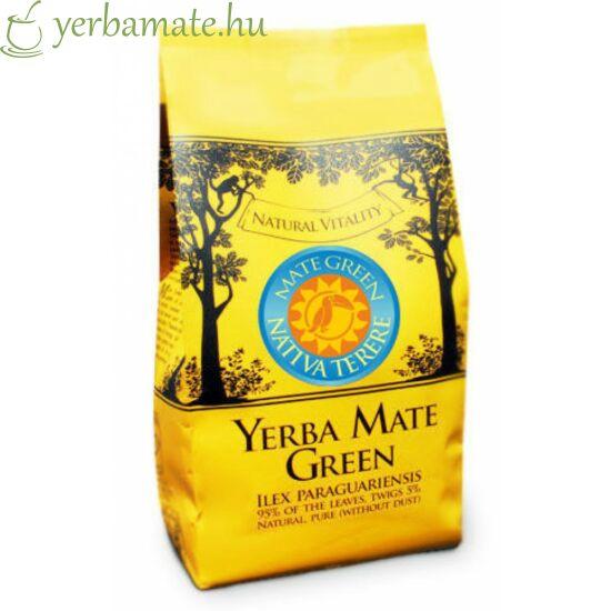 Yerba Mate Tea, Mate Green Nativa Terere  400g