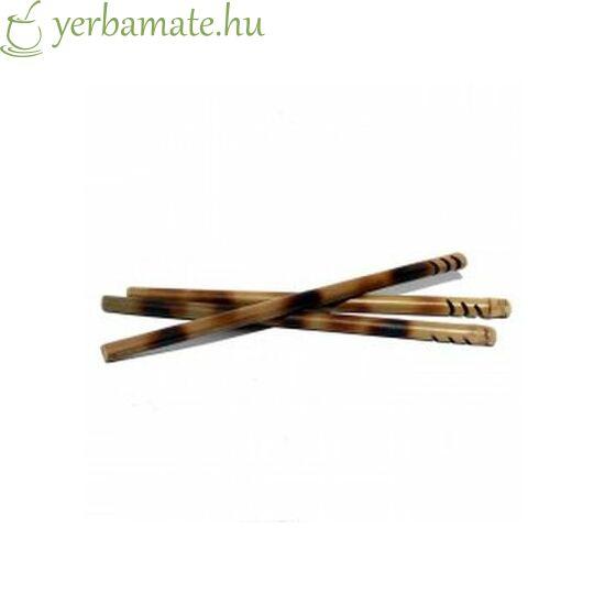 """Bombilla """"Tradicionális"""", bambusz (szívószál) 15cm"""