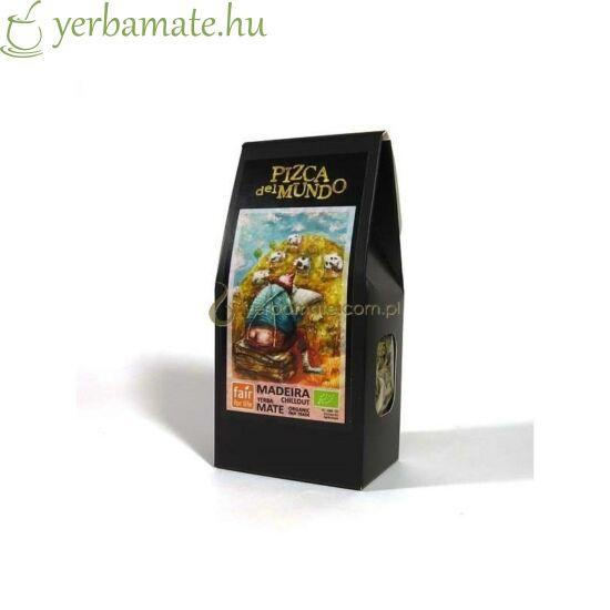 Yerba Mate Tea, Pizca del Mundo Madeira chillout 100g