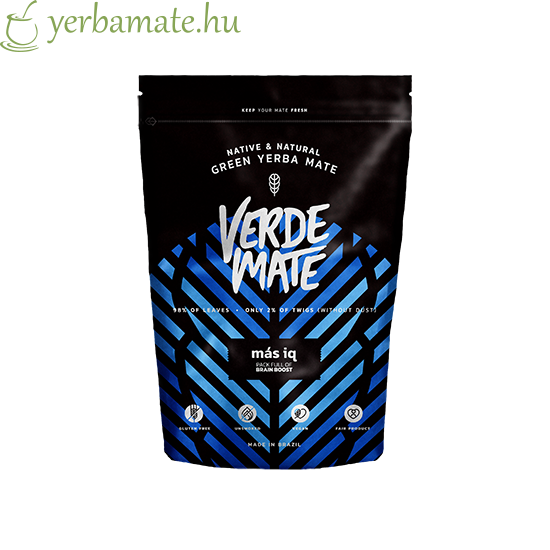 Yerba Mate Tea, Verde Mate Green Mas IQ 500g