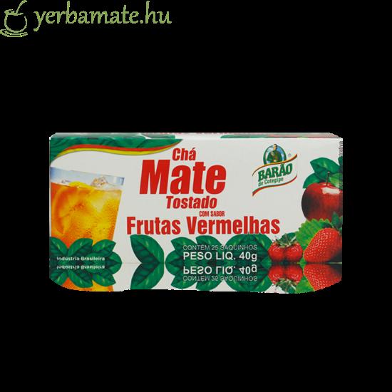 Yerba Mate Tea, Barao erdei gyümölcsös, 25 filter