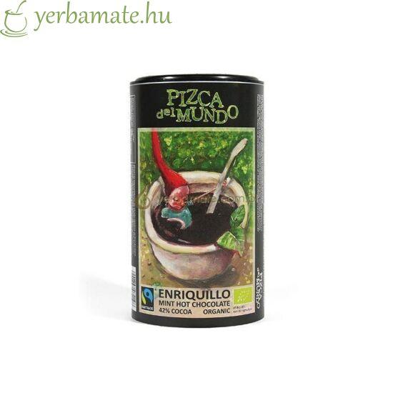 Pizca del Mundo ENRIQUILLO - mentás forró csoki 250g  ORGANIKUS - FAIRTRADE
