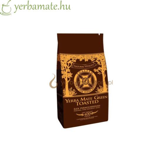 Yerba Mate Tea, Mate Green Toasted Paloma  400g