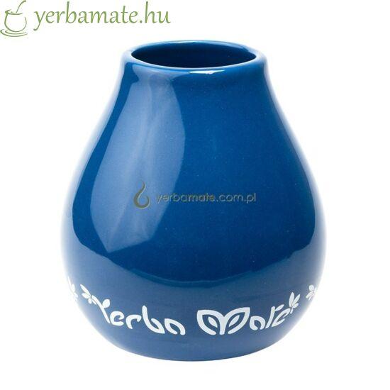 """Matero """"CIELO"""", kék kerámia mate csésze 350 ml"""