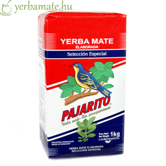 Yerba Mate Tea, Pajarito Selección Especial  1 kg