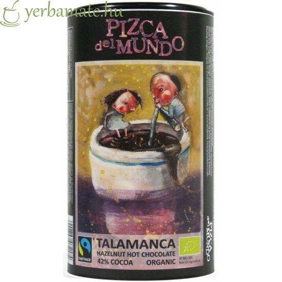Pizca del Mundo Talamanca - mogyorós forró csoki 250g  ORGANIKUS - FAIRTRADE