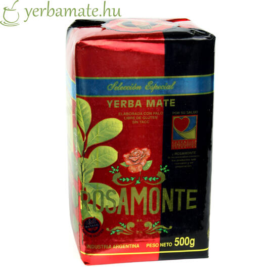 Yerba Mate Tea, Rosamonte Selection Especial 500g