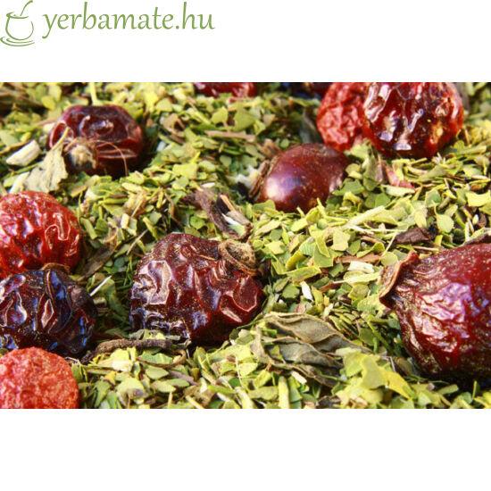 Yerba Mate Tea, Mate Green FITNESS (95% levél) 400g