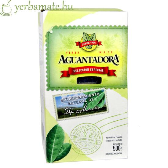 Yerba Mate Tea, Aguantadora Selection Especial 500g