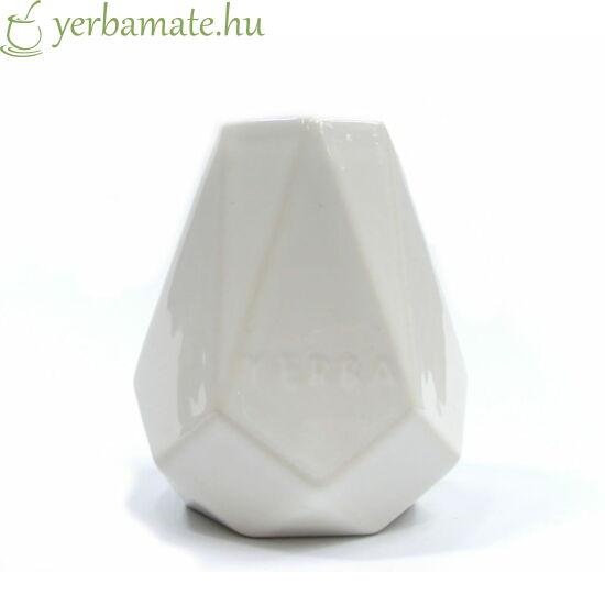 Kerámia mate tök - Matero Diament Fehér
