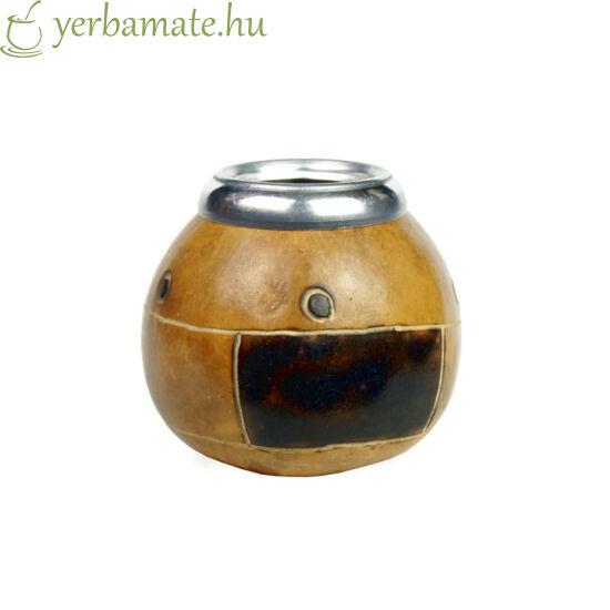 Tradicionális kézműves mate tök (Calabaza), de Punt