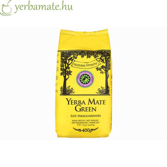 Yerba Mate Tea, Mate Green Mas IQ Tropical 400g