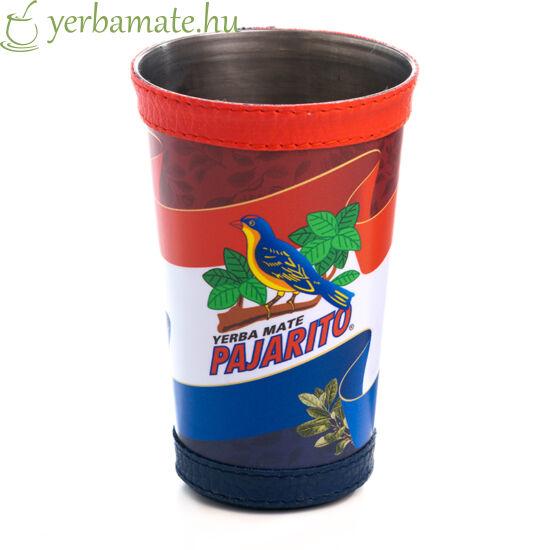 Pajarito INOX mate tök (Calabaza) 220ml - prémium