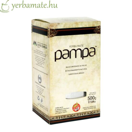 Yerba Mate Tea, Pampa BCP 500g