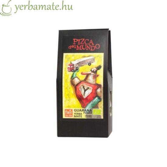 Yerba Mate Tea, Pizca del Mundo Guarana Power 100g