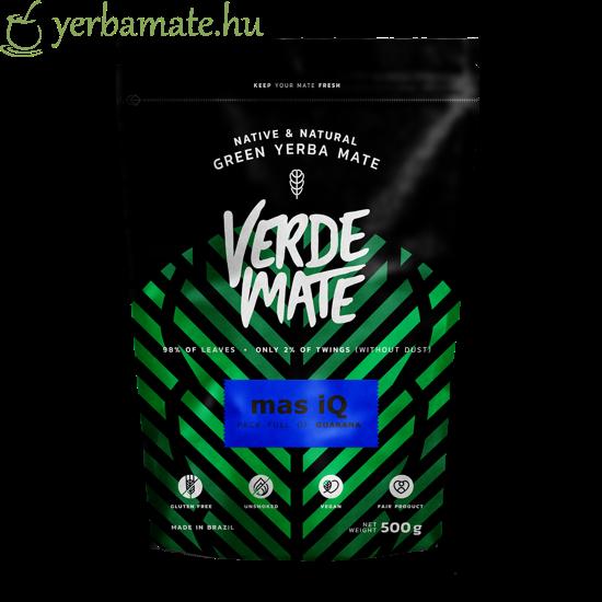 Yerba Mate Tea, Verde Mate Mas IQ 500g
