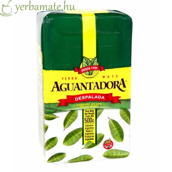 Yerba Mate Tea, Aguantadora Despalada 500g