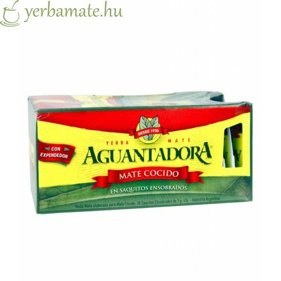 Yerba Mate Tea AGUANTADORA, 25x3g filter
