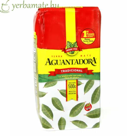 Yerba Mate Tea, Aguantadora Tradicional 500g