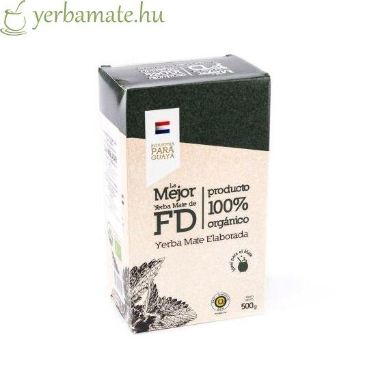 Yerba Mate Tea, FedeRico La Mejor (BIO, SIN PALO) 500g