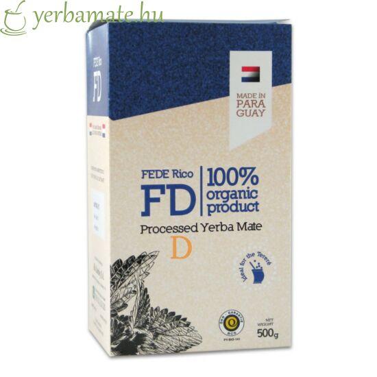 Yerba Mate Tea, FedeRico BIO 500g