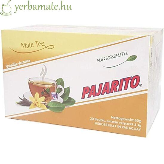 Yerba Mate Tea, Pajarito vaniliás, 20x3g filter