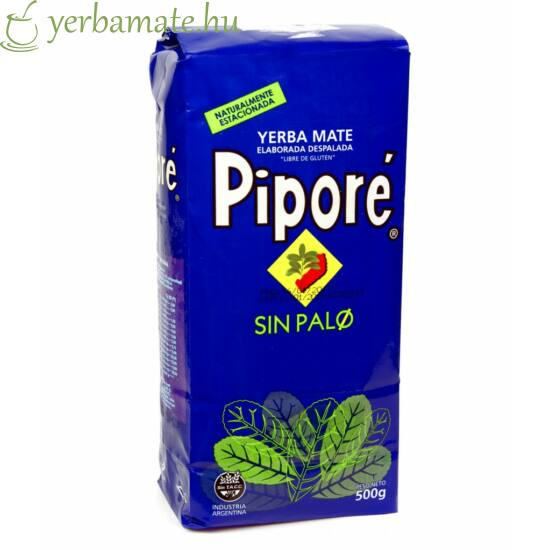 Yerba Mate Tea, Piporé Sin Palo 500g