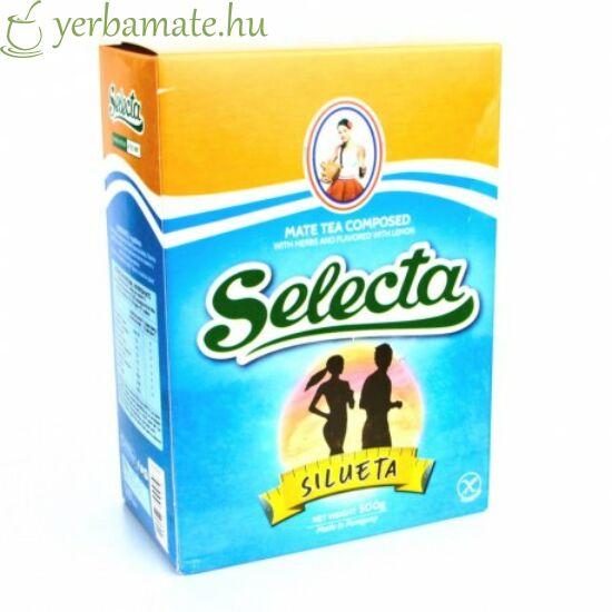 Yerba Mate Tea, Selecta Silueta 500g