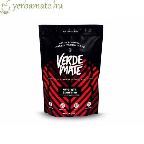 Yerba Mate Tea, Verde Mate  ENERGÍA GUARANA 500g