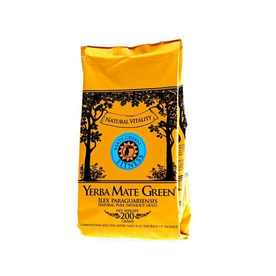 Yerba Mate Tea, Mate Green FITNESS (95% levél) 200g